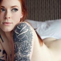 Anna Lee For Suicide Girls