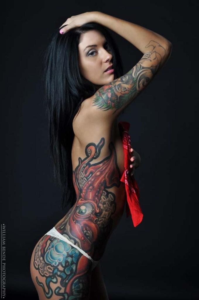 Hot lisa zee tattoo designs