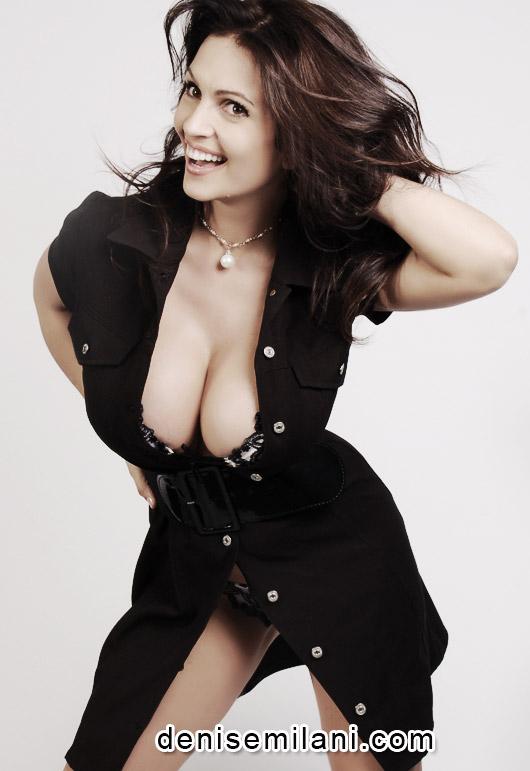 Denise Milani - Lingerie 0