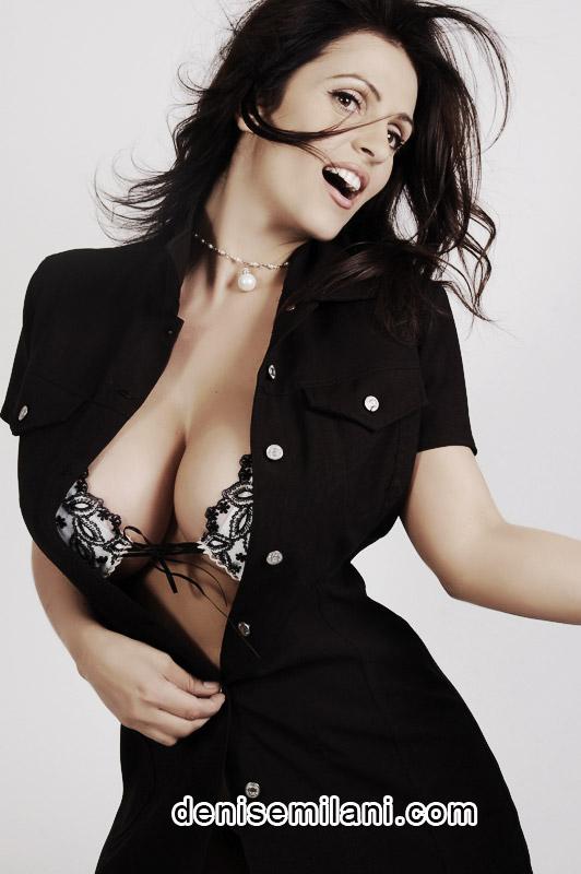 Denise Milani - Lingerie 1