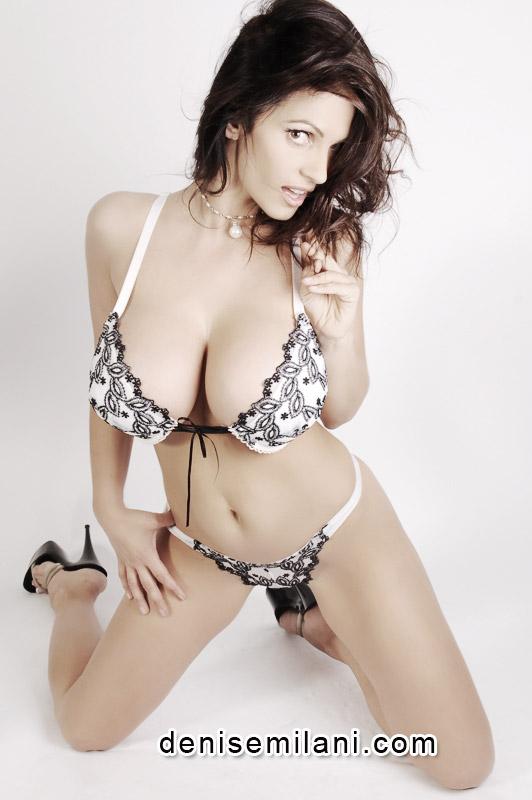 Denise Milani - Lingerie 12