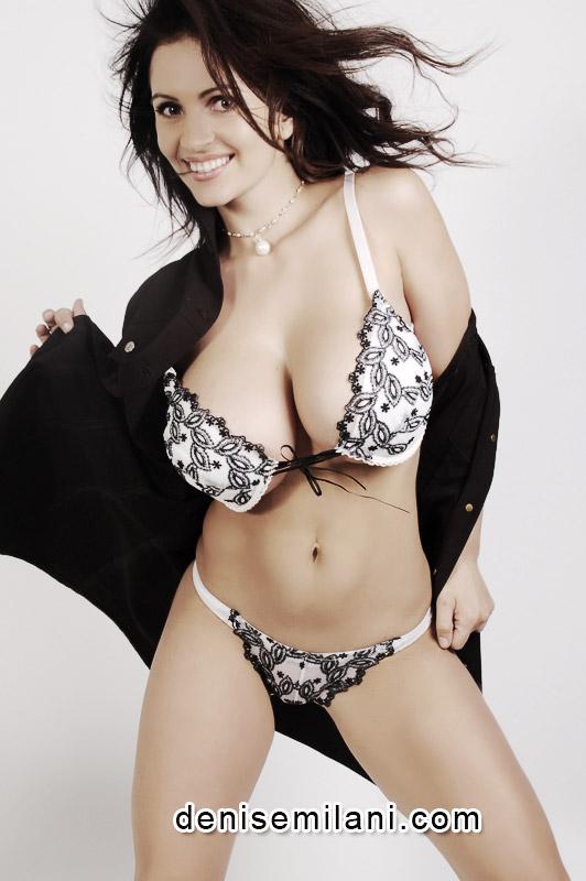 Denise Milani - Lingerie 3