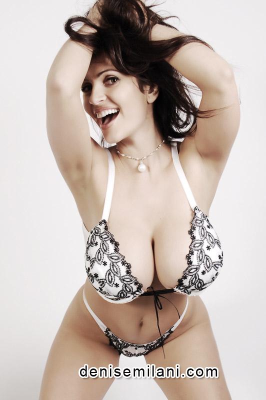 Denise Milani - Lingerie 5