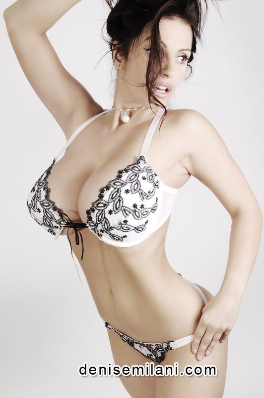 Denise Milani - Lingerie 6