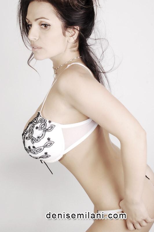 Denise Milani - Lingerie 7