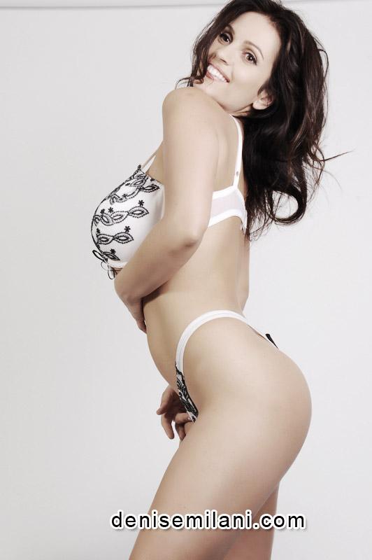 Denise Milani - Lingerie 8
