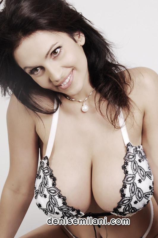 Denise Milani - Lingerie 9
