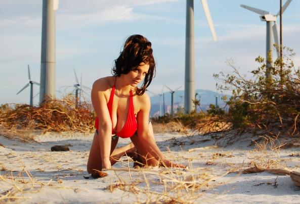 Denise Milani - Windmills 4