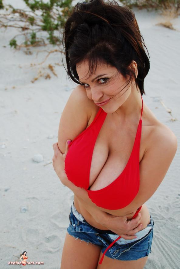 Denise Milani - Windmills 5