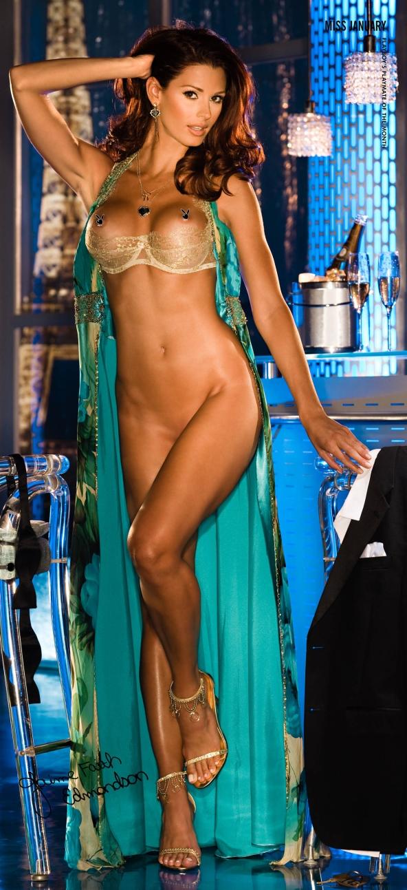 Лучшие голые девушки журнала Плейбой (Playboy) 1953-2014 гг.